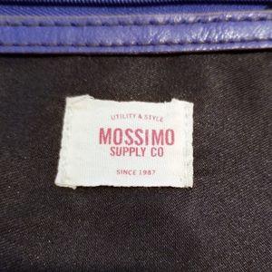 Mossimo Supply Co. Bags - Mossimo, Cobalt Blue Messenger Bag/Briefcase